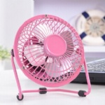 Notebook computer protable super mute USB mini fan