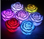 Creative Romantic rose small night light gift