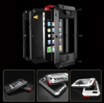 Waterproof Dropproof Dirtproof phone case